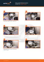 Vymeniť Brzdový bubon na aute TOYOTA PRIUS Hatchback (NHW20_) - tipy a triky