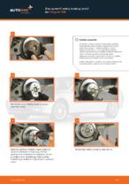 PDF návod na výmenu: Brzdový kotouč PEUGEOT zadné a predné