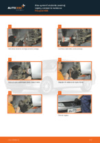 Montáž Zapalovacia sviečka PEUGEOT 406 Break (8E/F) - krok za krokom príručky