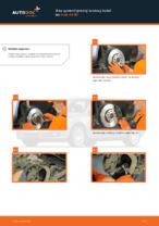 Ako vymeniť predný brzdový kotúč na Audi A4 В7