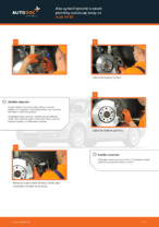 Kedy meniť Brzdové doštičky AUDI A4 Avant (8ED, B7): pdf príručka
