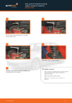 Výmena Ložisko tlmiča: pdf pokyny pre MAZDA 3