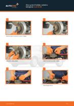 Ako vymeniť a regulovať Lozisko kolesa AUDI 80: sprievodca pdf