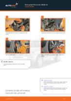 Výmena Čap riadenia: pdf pokyny pre VOLVO XC90