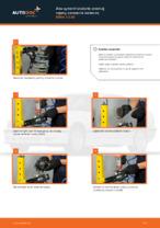 Ako vymeniť uloženie prednej vzpery zavesenia kolies na BMW 3 E36
