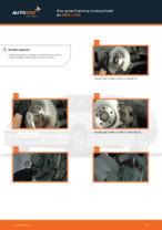 Ako vymeniť predný brzdový kotúč na BMW 3 E36