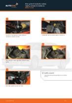 Ako vymeniť uloženie zadnej vzpery zavesenia kolies na BMW 3 E36