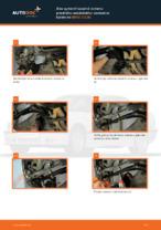Ako vymeniť spodné rameno predného nezávislého zavesenia kolies na BMW 3 E36