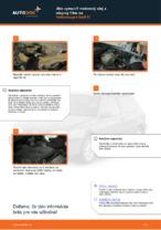Ako vymeniť motorový olej a olejový filter na Volkswagen Golf III