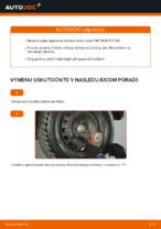 Vymeniť Lozisko kolesa FIAT PUNTO: zadarmo pdf
