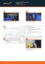 Naučte se jak opravit problémy s přední levý pravý Odpruzeni VW
