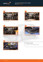 Výměna Olejovy filtr: pdf návody pro CITROËN C3
