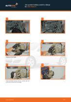 Jak vyměnit ložisko zadního náboje na Opel Astra H