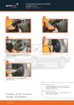 náhradní díly auto SKODA OCTAVIA (1U2) | PDF Manuál pro opravu