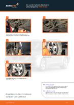 Jak vyměnit přední stabilizační tyčku/spojení na BMW 5 E60