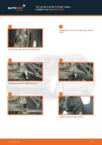 Jak vyměnit uložení přední vzpěry zavěšení kol na BMW 5 E60