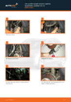 Výměna Řídící páka zavěšení kol BMW 5 SERIES: zdarma pdf