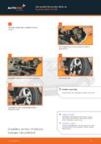 Online průvodce zdarma jak obnovit Hlava příčného táhla řízení HYUNDAI SANTA FÉ II (CM)