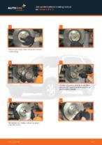 Výměna Kotouče: pdf návody pro HONDA CR-V