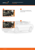 Online průvodce zdarma jak obnovit Hlava příčného táhla řízení PEUGEOT 406 Break (8E/F)