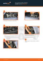 Online průvodce zdarma jak obnovit Odpruzeni AUDI A4 Avant (8ED, B7)