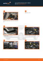 Návodý na opravu a údržbu Octavia 5e5