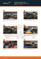 Jak vyměnit spodní rameno předního nezávislého zavěšení kol na Skoda Octavia 1Z