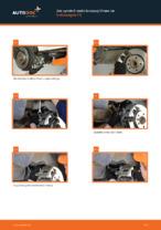 Jak vyměnit zadní brzdový třmen na Volkswagen T5