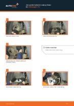 Jak vyměnit přední brzdový třmen na Volkswagen T5