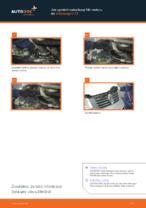 Jak vyměnit vzduchový filtr motoru na Volkswagen T5