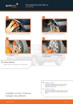 DENCKERMANN D130079 pro 80 Sedan (8C2, B4) | PDF manuál na výměnu