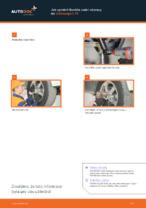 Jak vyměnit tlumiče zadní nápravy na Volkswagen T5