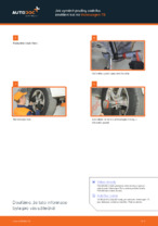 Jak vyměnit pružiny zadního zavěšení kol na Volkswagen T5