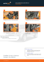 Jak vyměnit a regulovat Hlava příčného táhla řízení : zdarma průvodce pdf