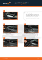 Jak vyměnit kabinový vzduchový filtr na Volkswagen Golf III