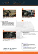 Jak vyměnit motorový olej a olejový filtr na Volkswagen Golf III