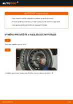 Jak vyměnit tlumiče zadní nápravy na FIAT PUNTO 188
