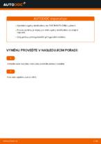 Jak vyměnit přední vzpěru stabilizátoru na FIAT PUNTO 188