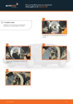 Πώς αντικαθιστούμε τον μπροστινό δίσκο φρένων σε AUDI A4 В5