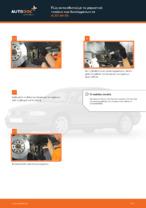 Αντικατάσταση Τακάκια Φρένων πίσω και εμπρος AUDI μόνοι σας - online εγχειρίδια pdf