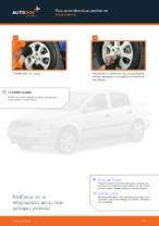 Οδηγός επισκευής βήμα - βήμα Opel Astra G Sedan