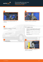 Αλλαγή Αμορτισέρ VW LUPO: εγχειριδιο χρησης