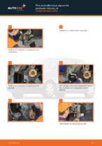 Αλλαγή Λάδι κινητήρα VW LUPO: εγχειριδιο χρησης
