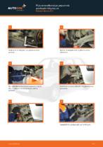 Δωρεάν οδηγίες για Σετ ρουλεμάν τροχού NISSAN MICRA II (K11) αλλάξετε