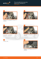 Αλλαγη Αμορτισέρ: pdf οδηγίες για OPEL ASTRA