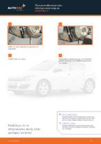 Πώς αντικαθιστούμε πίσω ελατήρια ανάρτησης σε Opel Astra H