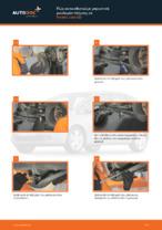 Τοποθέτησης Σετ ρουλεμάν τροχού HONDA JAZZ II (GD) - βήμα - βήμα εγχειρίδια