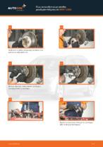 SKF VKBA 3551 για 5 Sedan (E60) | PDF οδηγίες αντικατάστασης