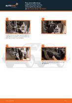 Πώς αλλαγη και ρυθμιζω Ακρα ζαμφορ MERCEDES-BENZ 190: οδηγός pdf