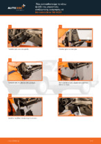 Τοποθέτησης Λάδι κινητήρα MERCEDES-BENZ 190 (W201) - βήμα - βήμα εγχειρίδια